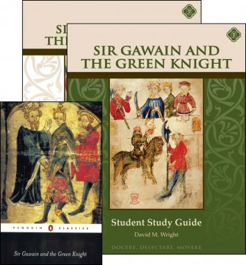 Sir Gawain and the Green Knight Set