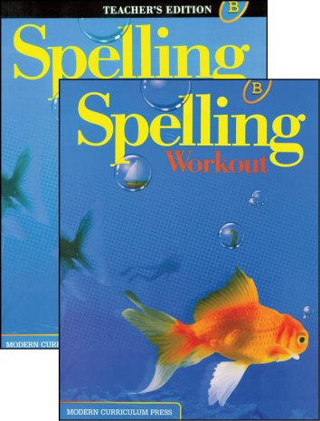 Spelling Workout B