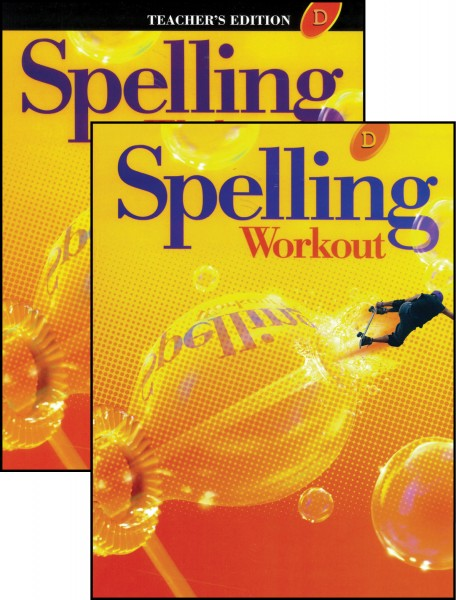 Spelling Workout D module