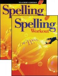 Spelling Workout D module