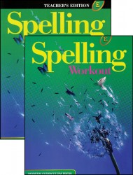 Spelling Workout E module