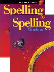 Spelling Workout F Module a