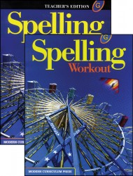 Spelling Workout G Module