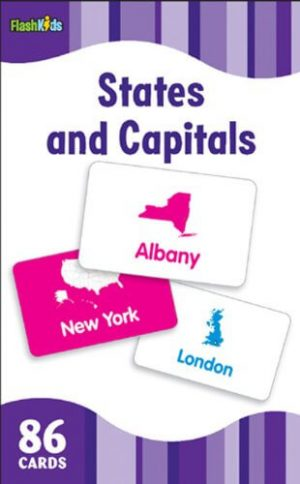 States & Capitals Flashcards