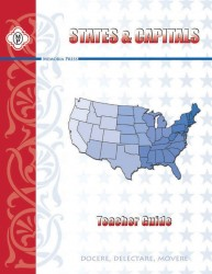 States and Capitals Teacher Guide