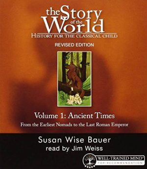 Story of the World Volume 1, Audiobook