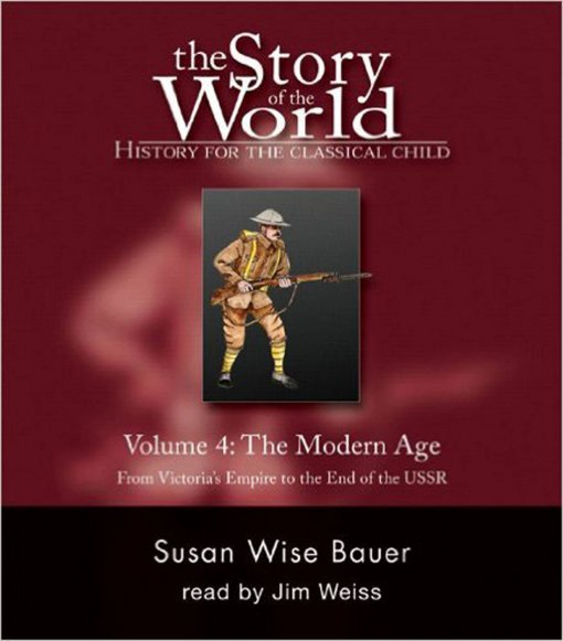 Story of the World, Volume 4 Audiobook