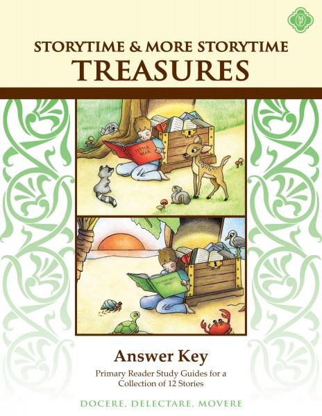 StoryTime and More StoryTime Treasures Teacher Key