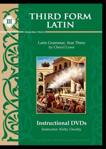 Third Form Latin DVDs
