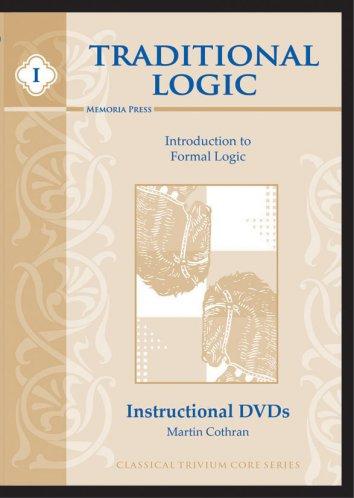 Traditional Logic I DVDs