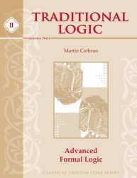 Traditional Logic II Student Book
