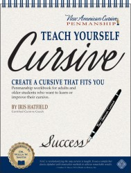 Teach Yourself Cursive