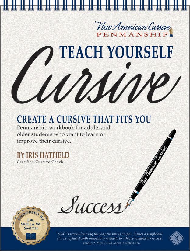 Teaching penmanship to adults