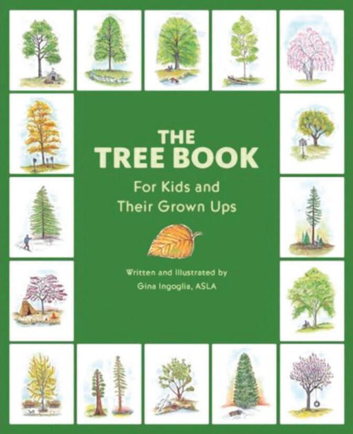 The Tree Book For Kids and Their Grown-ups