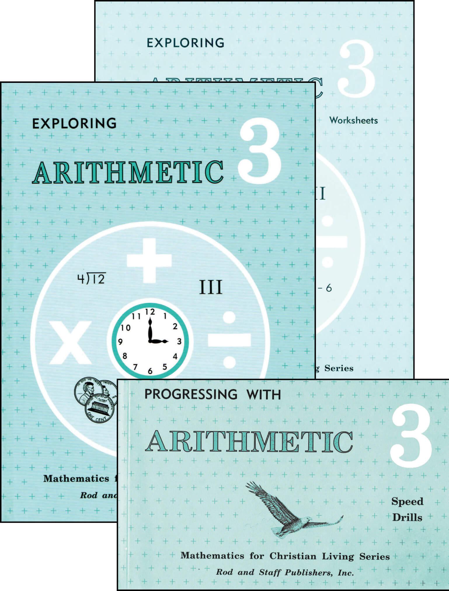 Third Grade Customizable Consumable Curriculum Package | Memoria Press