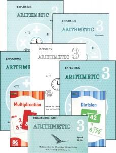 Third Grade Math module