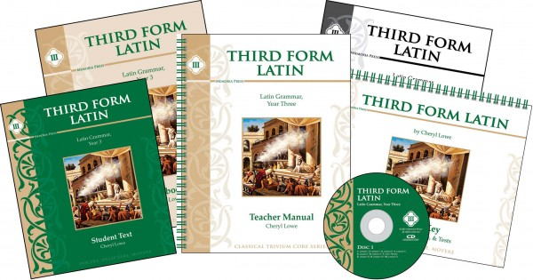 Third Form Latin Set