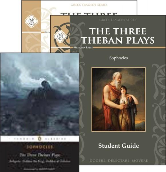 The Three Theban Plays Set