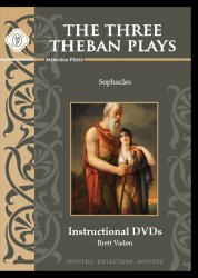 Three Theban Plays DVDs