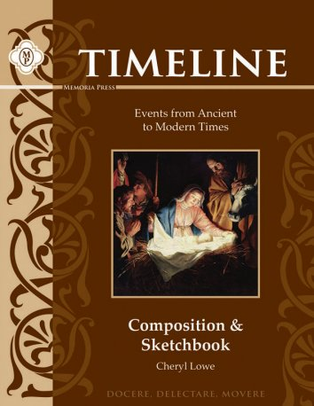 Timeline Composition & Sketchbook