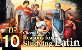 Reasons for studying latin