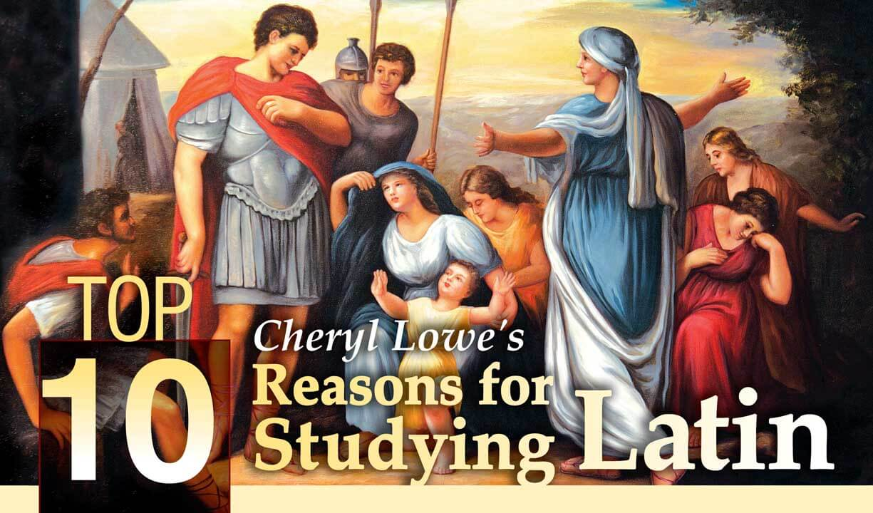 Top 10 Reasons for Studying Latin