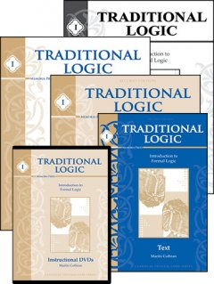 Traditional Logic I Complete Set vertical