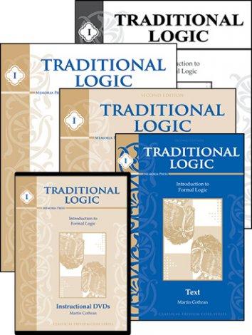 Traditional Logic I Complete Set vertical