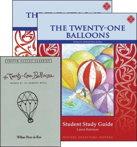 The Twenty-One Balloons Set