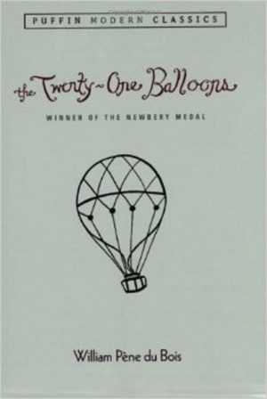 Twenty-One Balloons Novel