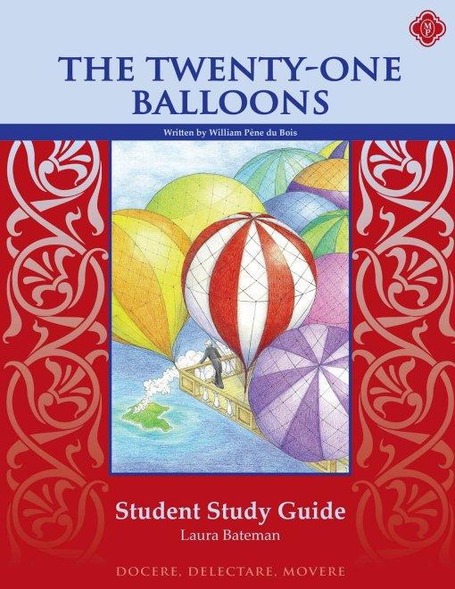 Twenty-One Balloons Student Study Guide