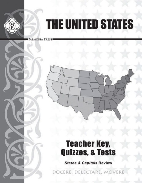 United States Teacher Key