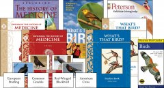 What's That Bird & History of Medicine Set