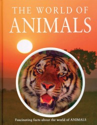 Science book on animals
