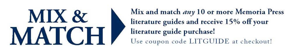 Mix and Match Literature Guides