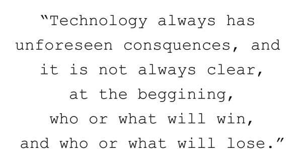 technology-consequences